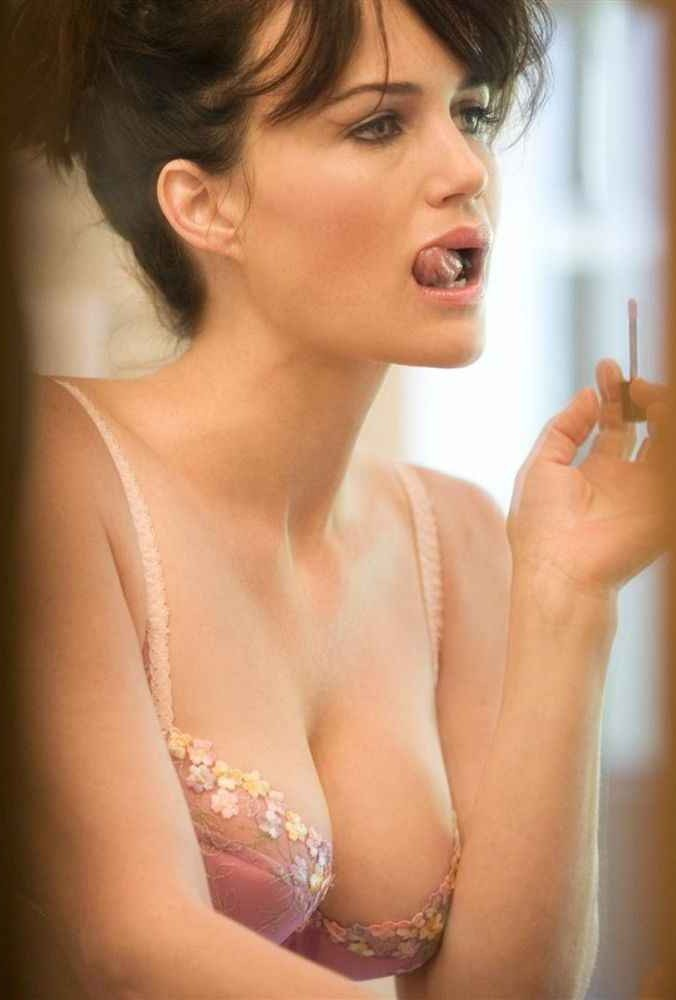 stephanie jacobsen lips. Her face, those lips,
