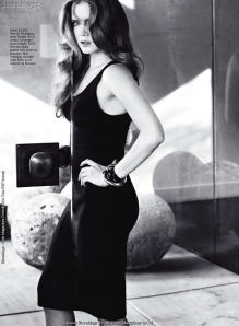 Amy Adams sexy in Marie Claire Jan 2011